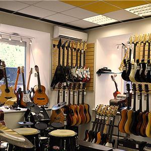 Музыкальные магазины Родников