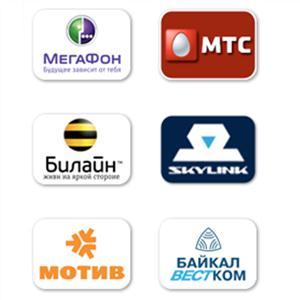 Операторы сотовой связи Родников