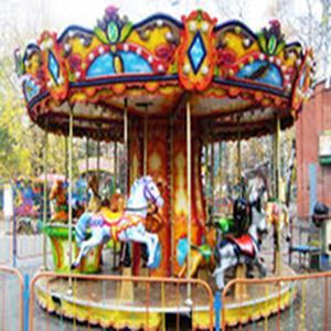 Парки культуры и отдыха Родников